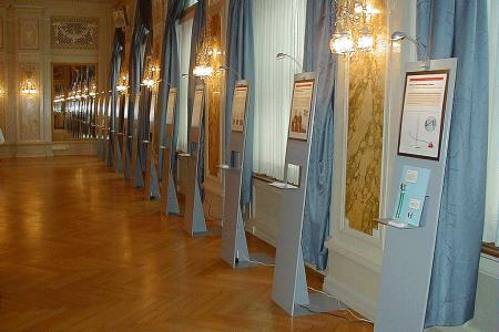 GVB Ausstellung der Wettbewerbsteilnehmer