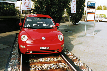 Mobility gemeinsam mit Zürcher Verkehrs Verbund