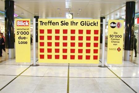 Blick und Swisslos Wettbewerb