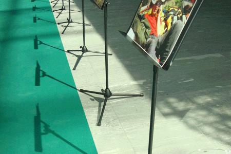 PricewaterhouseCoopers-Ausstellung