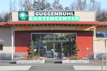 Guggenbuehl-Beschriftung-Eingang